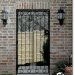 Exterior Iron Gate #10