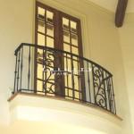 Iron Balcony #11