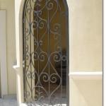 Exterior Iron Gate #1