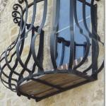 Iron Balcony #2