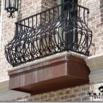 Iron Balcony #3