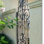Exterior Iron Gate #3