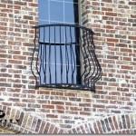 Iron Balcony #4