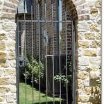 Exterior Iron Gate #4