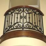 Iron Balcony #5
