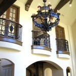 Iron Balcony #6