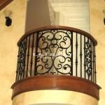 Iron Balcony #7