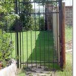 Exterior Iron Gate #7