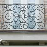 Iron Balcony #8