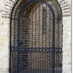 Exterior Iron Gate #8