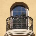 Iron Balcony #9