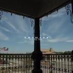 Iron Balcony #17