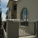 Iron Balcony #18