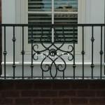 Iron Balcony #21