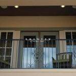 Iron Balcony #22