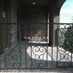 Iron Balcony #24