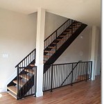 Contemporary Custom Stair #10