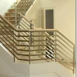 Contemporary Custom Stair #13
