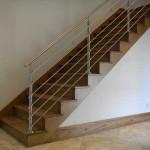 Contemporary Custom Stair #15A