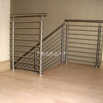 Contemporary Custom Stair #3