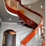 Contemporary Custom Stair #5