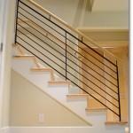 Contemporary Custom Stair #6