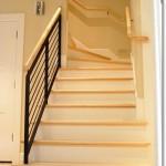 Contemporary Custom Stair #6A