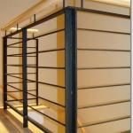 Contemporary Custom Stair #6B