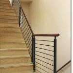 Contemporary Custom Stair #8