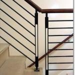 Contemporary Custom Stair #9