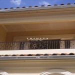Iron Balcony #28