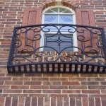 Iron Balcony #30