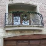 Iron Balcony #32