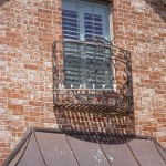 Iron Balcony #33