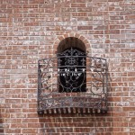 Iron Balcony #34