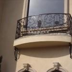 Iron Balcony #35
