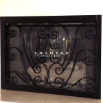 Wrought Iron Fire Place Screen #11