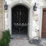 Exterior Iron Gate #19