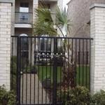 Exterior Iron Gate #26