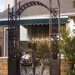 Exterior Iron Gate #33