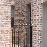 Exterior Iron Gate #35
