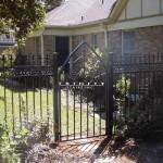 Exterior Iron Gate #41