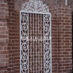 Exterior Iron Gate #45