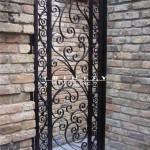 Exterior Iron Gate #46