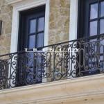 Iron Balcony #12