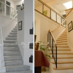 Stair Remodel Before/After #14