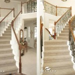 Stair Remodel Before/After #3