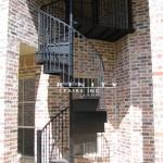 Exterior Spiral Staircase #13