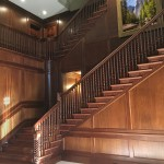 #55 Classic Wood Stair
