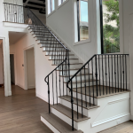 57A - Classic Iron Stairs